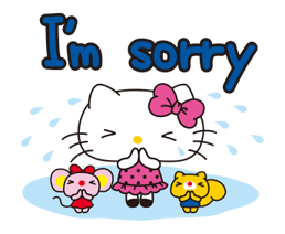 Hello Kitty: Simple and Sweet Stickres 10