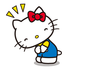 Hello Kitty 2 Stickers 10