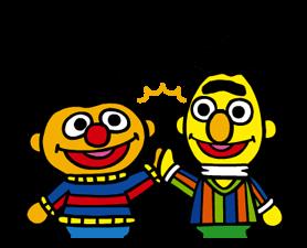 Sesame Street Stickers 22