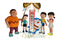 Stand by Me Doraemon Stickers 17