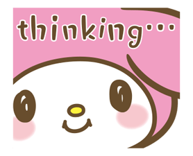 My Melody: Sweet as Can Be! Stickers 15