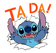 Stitch Mayhem Stickers 11