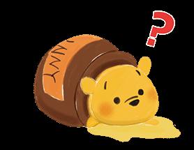 Disney Tsum Tsum Moves (Sakura Style) Stickers 12