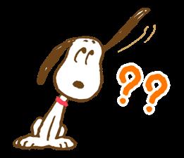 Super jarní Snoopy Nálepky 12
