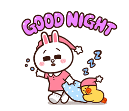 LINE Characters: Pretty Phrases Stickers 12