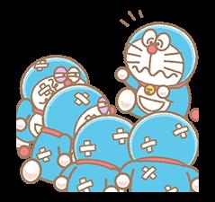 Doraemon 2 stickers 12
