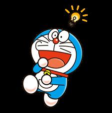 Doraemon Stickers 3 12