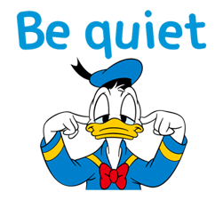 Donald Duck Stickers 2 13