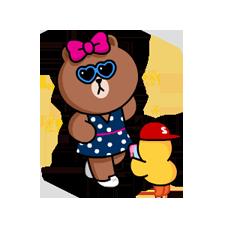 CHOCO's Fashion Fantasy! Stickers 13