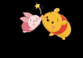 Disney Tsum Tsum Moves (Sakura Style) Stickers 13