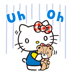 Hello Kitty Lovely Stickers 13