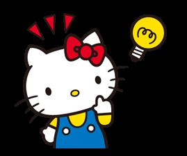 Hello Kitty 2 Stickers 13