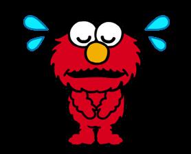 Sesame Street Stickers 11