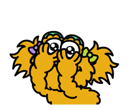 Sesame Street Stickers 2 14