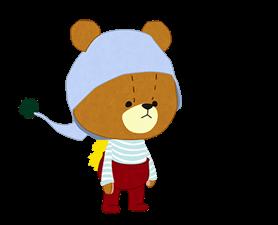 TINY☆TWIN☆BEARS Stickers 14