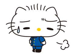 Hello Kitty: Simple and Sweet Stickres 14