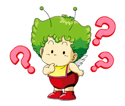 Dr.Slump -Arale Stickers 14