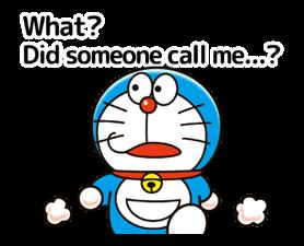 Doraemon ਦੀ ਕਹਾਵਤ ਸਟਿੱਕਰ 14