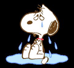 Super jarní Snoopy Nálepky 14