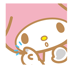 My Melody Stickers 13