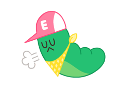 LINE Characters: Pastel Cuties Stickers 14