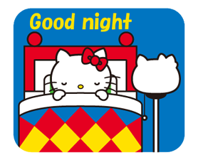 Hello Kitty 2 Stickers 14