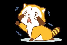 Happy☆RASCAL Stickers 14