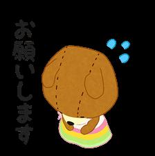 TINY☆TWIN☆BEARS Stickers 15