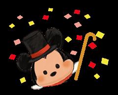 Disney Tsum Tsum Moves (Sakura Style) Stickers 15