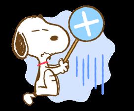 Super jarní Snoopy Nálepky 15