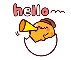 gudetama: Nice and Over Easy Stickers 15