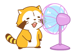 Rascal's Summer Night Stickers 15