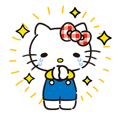 Hello Kitty Lovely Stickers 15