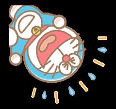 Doraemon 2 stickers 15