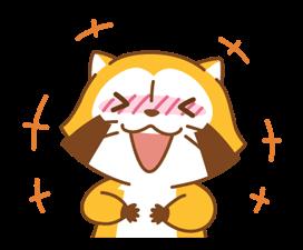 Happy☆RASCAL Stickers 15