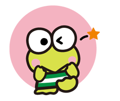 KEROKEROKEROPPI for Formal Occasions Stickers 16