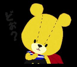 TINY☆TWIN☆BEARS Stickers 16