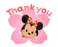 Disney Tsum Tsum Moves (Sakura Style) Stickers 16