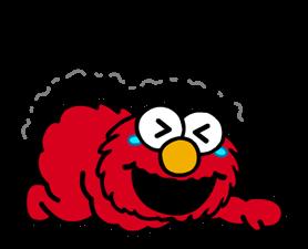Sesame Street Stickers 14