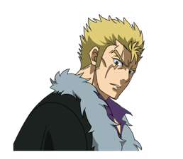 FAIRY TAIL Action Stickers! 17