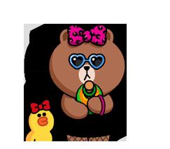 CHOCO's Fashion Fantasy! Stickers 17
