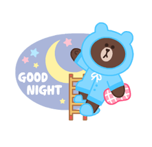LINE Characters: Pastel Cuties Stickers 17