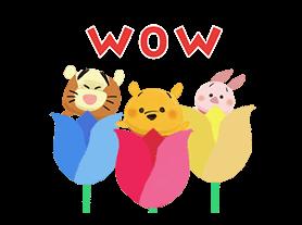 Disney Tsum Tsum Moves (Sakura Style) Stickers 17