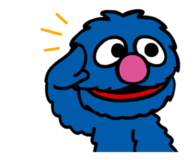 Sesame Street Stickers 2 17
