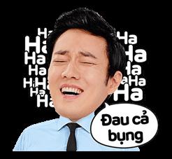 SO JI SUB Special Edition Sticker 17