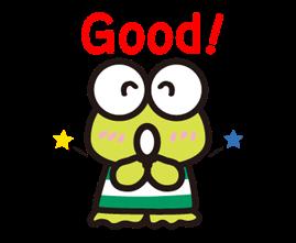 KEROKEROKEROPPI for Formal Occasions Stickers 24