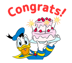 Donald Duck Stickers 2 24