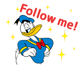Donald Duck Stickers 2 18