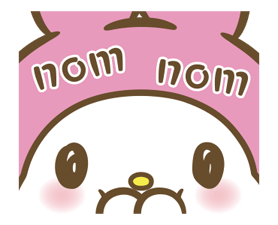 My Melody: Sweet as Can Be! Stickers 22