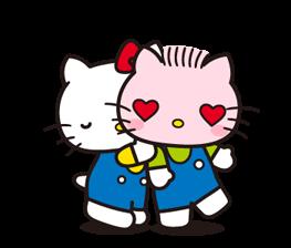 Hello Kitty 2 Stickers 18